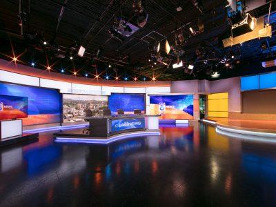 KTLA News Studio