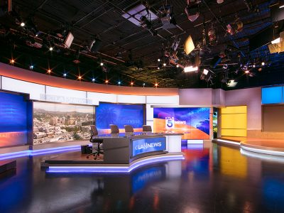 KTLA CHANNEL 5 PHASE 1A, 1B, 1C & 2