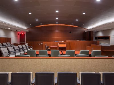 Antonovich 3rd Floor Judge Chamber & Jury Room