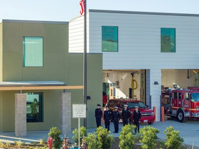 LA County Fire Station #143
