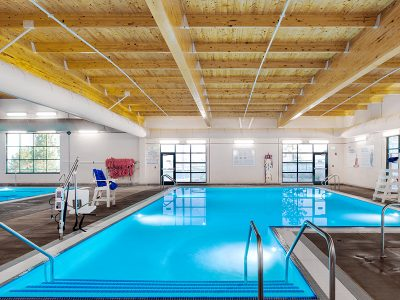North Hills YMCA Natatorium Expansion