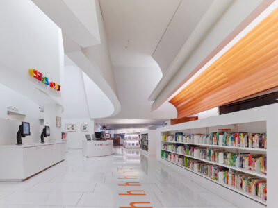 CITY OF BEVERLY HILLS - CHILDREN'S LIBRARY