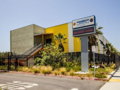 LAUSD South Regional Bell Education & Primary Center